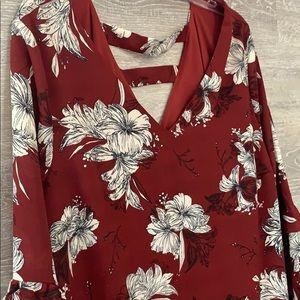 Dresses - Plus size floral dress